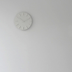 PLUS MINUS ZERO _ wall clock _ 벽걸이 시계