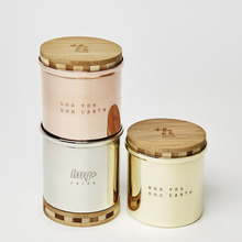 SUPPLE CANDLE CONTAINER [ 서플캔들 컨테이너 ]